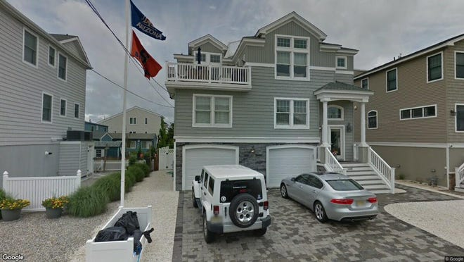 This Google Street View image shows the approximate location of 3008 Beach Ave. in Long Beach Township. The property at this address changed hands in July 2019, when new owners bought the property for $1,700,000.