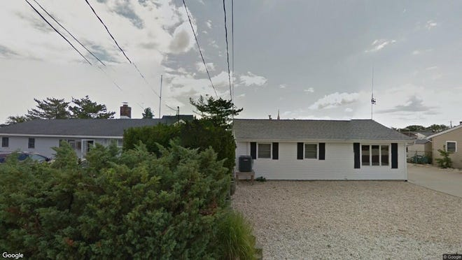 This Google Street View image shows the approximate location of 115 Paterson Road in Waretown. The property at this address changed hands in July 2019, when new owner bought the property for $225,000.