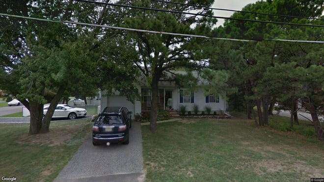 This Google Street View image shows the approximate location of 418 Narragansette Ave. in Ocean Gate. The property at this address changed hands in June 2019, when new owners bought the property for $262,500.