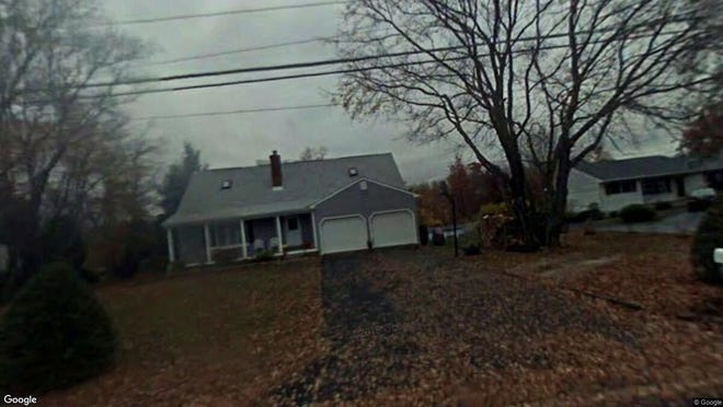 This Google Street View image shows the approximate location of 103 W. Millstream Road in Plumsted. The property at this address changed hands in July 2019, when new owner bought the property for $324,900.