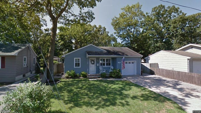 This Google Street View image shows the approximate location of 2506 Cedar St. in Point Pleasant. The property at this address changed hands in July 2019, when new owner bought the property for $365,000.