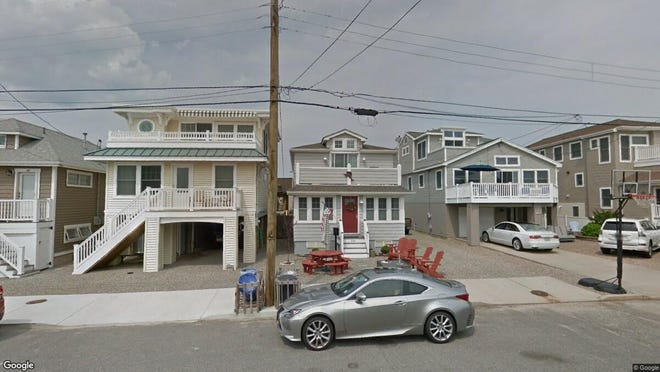 This Google Street View image shows the approximate location of 105 E. 25th St. in Ship Bottom. The property at this address changed hands in June 2019, when new owner bought the property for $750,000.