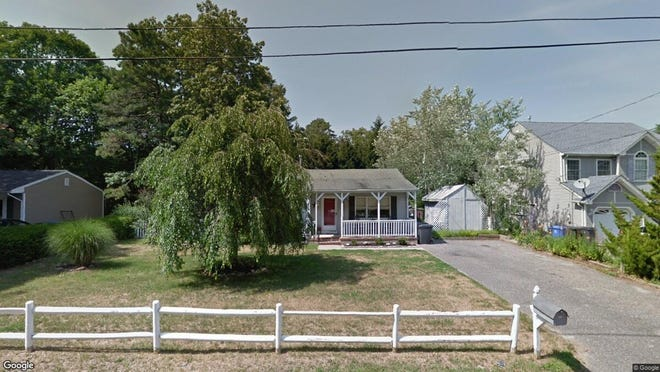 This Google Street View image shows the approximate location of 164 Commodore Road in Stafford. The property at this address changed hands in June 2019, when new owner bought the property for $189,000.