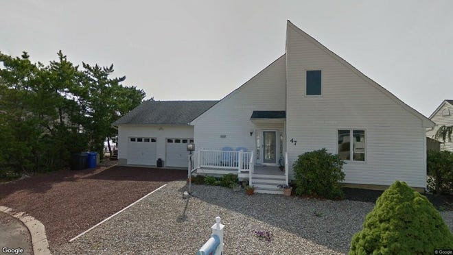 This Google Street View image shows the approximate location of 47 Amy Drive in Stafford. The property at this address changed hands in June 2019, when new owner bought the property for $449,000.
