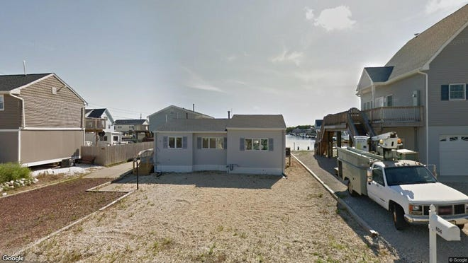 This Google Street View image shows the approximate location of 806 S. Green St. in Tuckerton. The property at this address changed hands in July 2019, when new owner bought the property for $160,000.