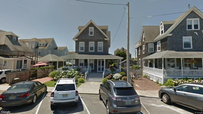 This Google Street View image shows the approximate location of 110 Amber St. in Beach Haven. The property at this address changed hands in April 2019, when new owner bought the property for $1,130,000.
