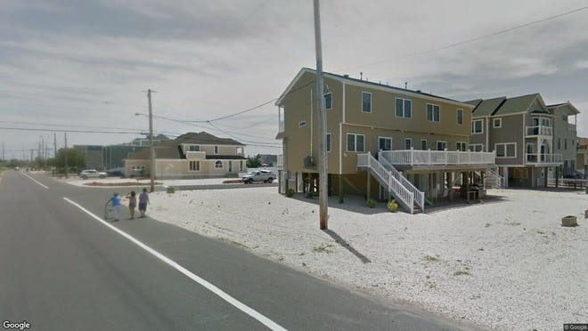 This Google Street View image shows the approximate location of 1707 Bay Blvd. - Unit 3 in Toms River. The property at this address changed hands in June 2019, when new owners bought the property for $257,000.
