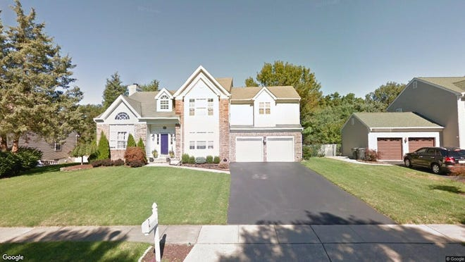 This Google Street View image shows the approximate location of 173 Grande Woodlands Way in Toms River. The property at this address changed hands in June 2019, when new owners bought the property for $560,000.