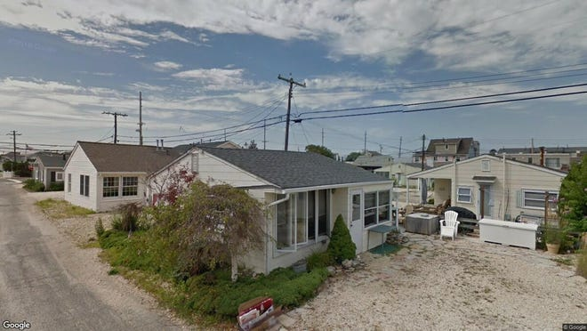 This Google Street View image shows the approximate location of 120 W. Bay View Drive in Toms River. The property at this address changed hands in July 2019, when new owners bought the property for $210,000.