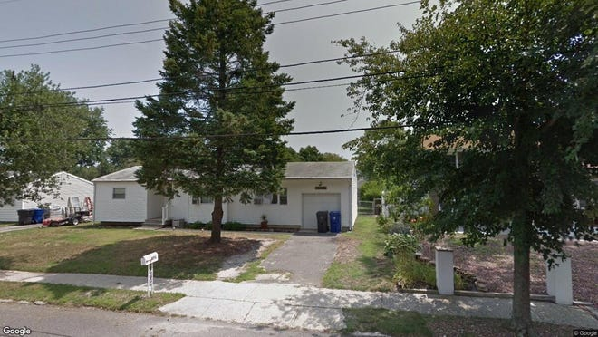 This Google Street View image shows the approximate location of 971 Hazelwood Road in Toms River. The property at this address changed hands in July 2019, when new owners bought the property for $214,000.