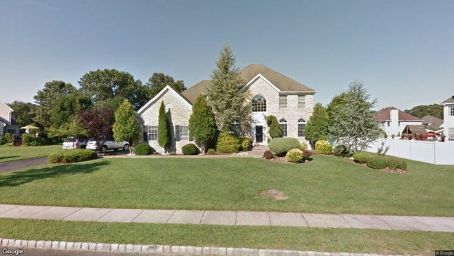 This Google Street View image shows the approximate location of 17 Pointe Circle in Jackson. The property at this address changed hands in July 2019, when new owners bought the property for $655,000.