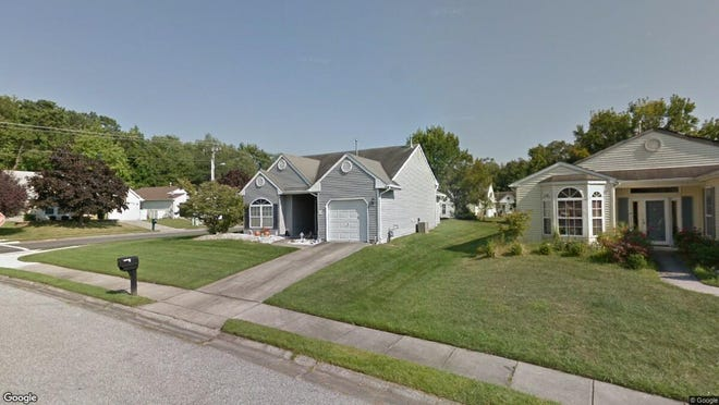 This Google Street View image shows the approximate location of 100 Danbury Drive in Little Egg Harbor. The property at this address changed hands in June 2019, when new owners bought the property for $149,000.
