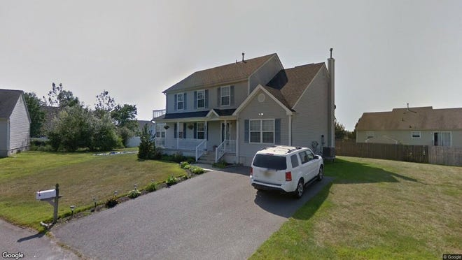 This Google Street View image shows the approximate location of 104 Lake George Court in Little Egg Harbor. The property at this address changed hands in June 2019, when new owners bought the property for $250,000.