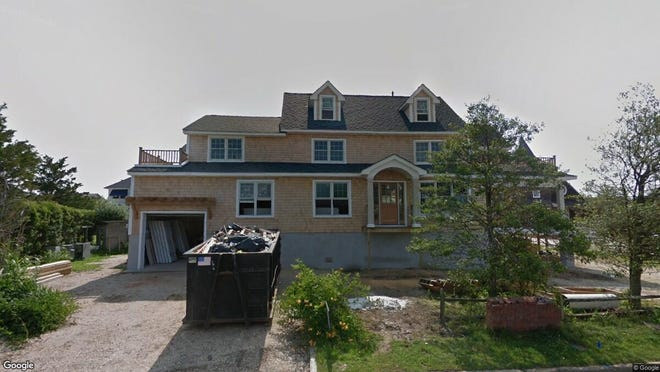 This Google Street View image shows the approximate location of 1317 Bay Ave. in Mantoloking. The property at this address changed hands in July 2019, when new owners bought the property for $1,950,000.