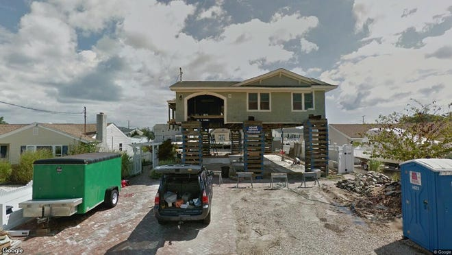 This Google Street View image shows the approximate location of 224 Montclair Road S. in Barnegat. The property at this address changed hands in June 2019, when new owner bought the property for $400,000.
