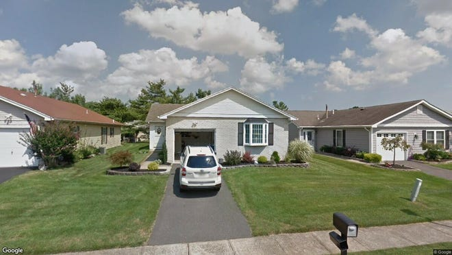 This Google Street View image shows the approximate location of 45 Everest Drive No. in Brick. The property at this address changed hands in July 2019, when new owners bought the property for $310,000.