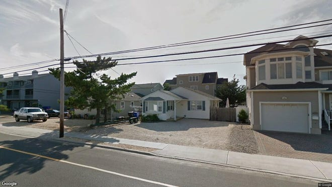 This Google Street View image shows the approximate location of 3647 Route 35 N.B. in Toms River. The property at this address changed hands in July 2019, when new owners bought the property for $430,000.