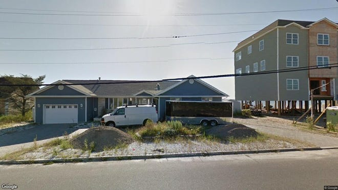 This Google Street View image shows the approximate location of 659 Bay View Drive in Toms River. The property at this address changed hands in July 2019, when new owner bought the property for $805,000.