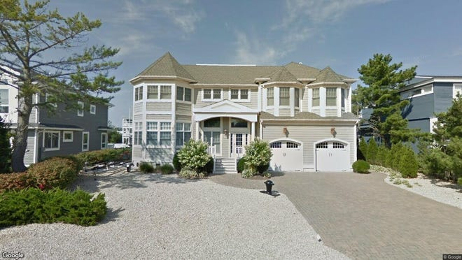This Google Street View image shows the approximate location of 13 Buckingham Ave. in Harvey Cedars. The property at this address changed hands in July 2019, when new owners bought the property for $1,825,000.