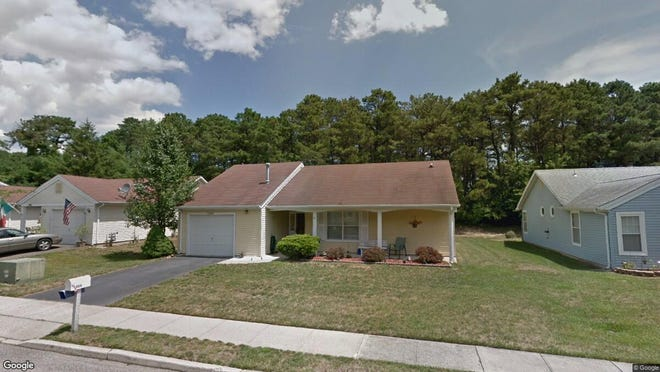 This Google Street View image shows the approximate location of 2026 Brookdale Drive in Lacey. The property at this address changed hands in July 2019, when new owner bought the property for $151,600.