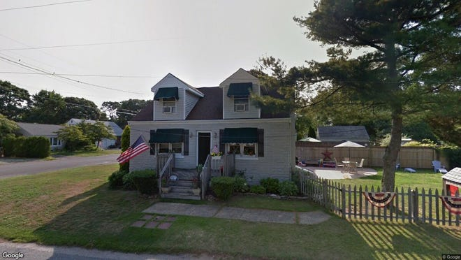 This Google Street View image shows the approximate location of 1200 Roberts Drive in Point Pleasant. The property at this address changed hands in July 2019, when new owners bought the property for $315,000.
