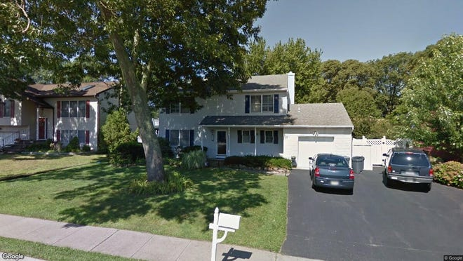 This Google Street View image shows the approximate location of 815 Beaver Dam Road in Point Pleasant. The property at this address changed hands in July 2019, when new owners bought the property for $402,000.