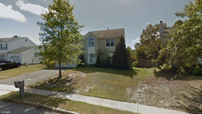 This Google Street View image shows the approximate location of 101 Georgetown Blvd. in Barnegat. The property at this address changed hands in July 2019, when new owners bought the property for $263,000.