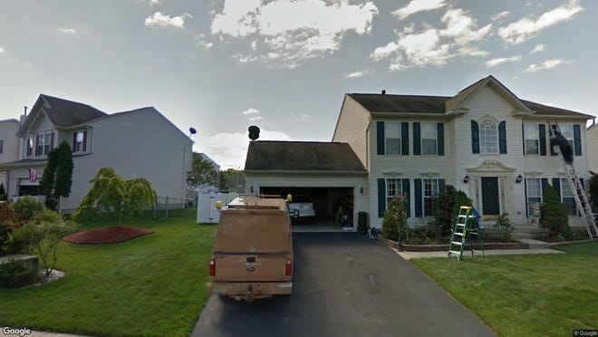This Google Street View image shows the approximate location of 25 Cannonball Drive in Barnegat. The property at this address changed hands in June 2019, when new owner bought the property for $285,000.