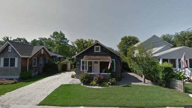 This Google Street View image shows the approximate location of 187 Park Ave. in Bay Head. The property at this address changed hands in June 2019, when new owners bought the property for $925,000.