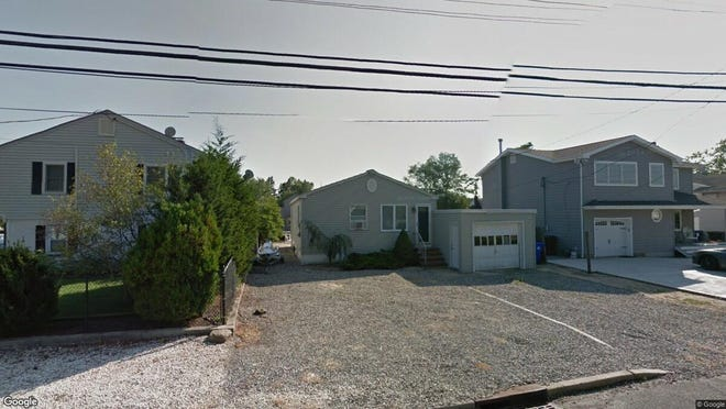 This Google Street View image shows the approximate location of 29 Mandalay Road in Brick. The property at this address changed hands in July 2019, when new owners bought the property for $315,000.