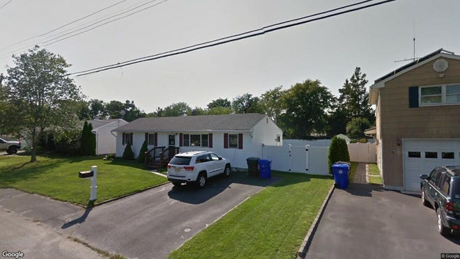 This Google Street View image shows the approximate location of 278 Huppert Drive in Brick. The property at this address changed hands in June 2019, when new owner bought the property for $225,000.
