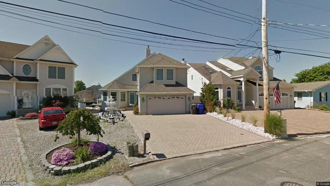 This Google Street View image shows the approximate location of 66 W. Granada Drive in Brick. The property at this address changed hands in July 2019, when new owner bought the property for $466,000.
