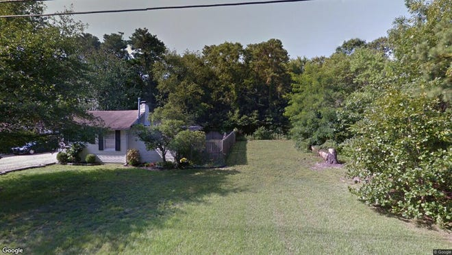 This Google Street View image shows the approximate location of 126 Algonquian Trail in Brick. The property at this address changed hands in July 2019, when new owner bought the property for $220,000.