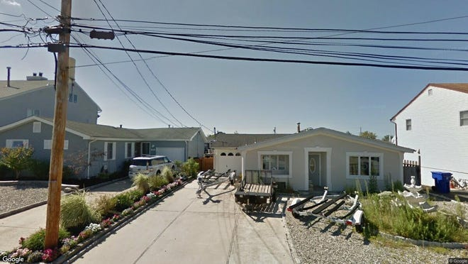 This Google Street View image shows the approximate location of 351 Maria Drive in Toms River. The property at this address changed hands in June 2019, when new owners bought the property for $350,000.