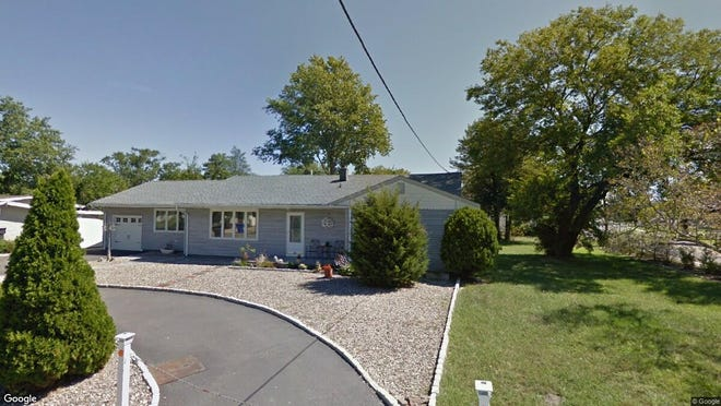 This Google Street View image shows the approximate location of 53 Seabreeze Road in Toms River. The property at this address changed hands in July 2019, when new owners bought the property for $277,000.