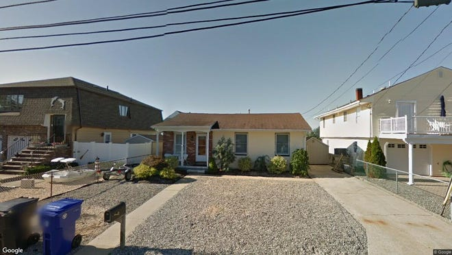 This Google Street View image shows the approximate location of 26 Clearwater Way in Toms River. The property at this address changed hands in June 2019, when new owners bought the property for $360,000.