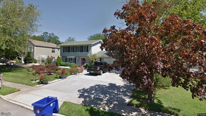 This Google Street View image shows the approximate location of 120 Briscoe Drive in Toms River. The property at this address changed hands in June 2019, when new owner bought the property for $367,000.