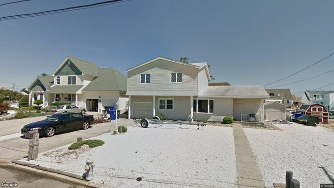 This Google Street View image shows the approximate location of 1826 Starboard Court in Toms River. The property at this address changed hands in July 2019, when new owner bought the property for $435,000.