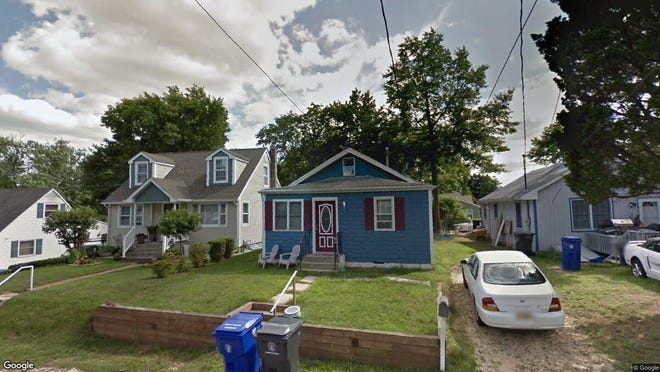 This Google Street View image shows the approximate location of 1629 Farragut Ave. in Toms River. The property at this address changed hands in July 2019, when new owners bought the property for $125,000.