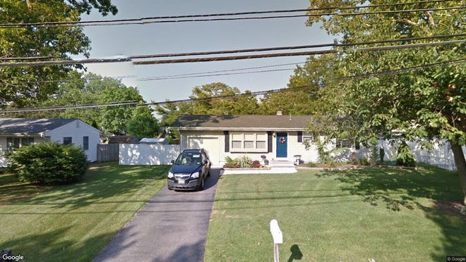 This Google Street View image shows the approximate location of 919 Neville St. in Toms River. The property at this address changed hands in July 2019, when new owners bought the property for $198,000.