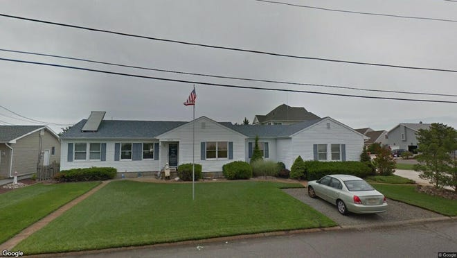 This Google Street View image shows the approximate location of 1210 Orlando Drive in Lacey. The property at this address changed hands in July 2019, when new owners bought the property for $394,900.