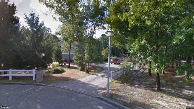 This Google Street View image shows the approximate location of 745 Oxford Road in Lacey. The property at this address changed hands in July 2019, when new owners bought the property for $375,000.