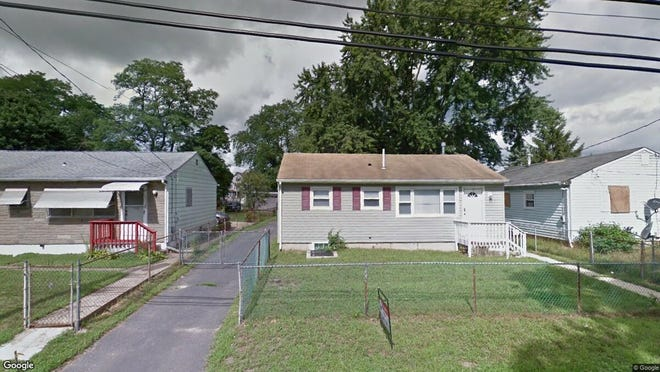 This Google Street View image shows the approximate location of 104 Arlington Ave. in Lakewood. The property at this address changed hands in July 2019, when new owner bought the property for $270,000.