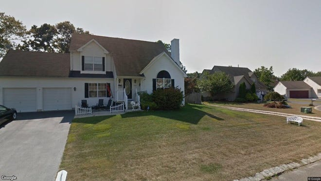 This Google Street View image shows the approximate location of 25 Hillcrest Lane in Little Egg Harbor. The property at this address changed hands in July 2019, when new owner bought the property for $239,900.