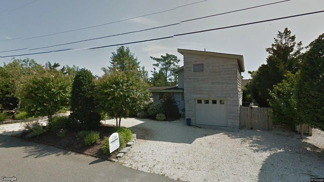 This Google Street View image shows the approximate location of 187 Nautilus Drive in Long Beach Township. The property at this address changed hands in June 2019, when new owner bought the property for $950,000.