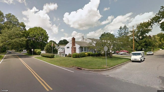 This Google Street View image shows the approximate location of 1235 Woods End Road in Point Pleasant. The property at this address changed hands in July 2019, when new owners bought the property for $457,000.