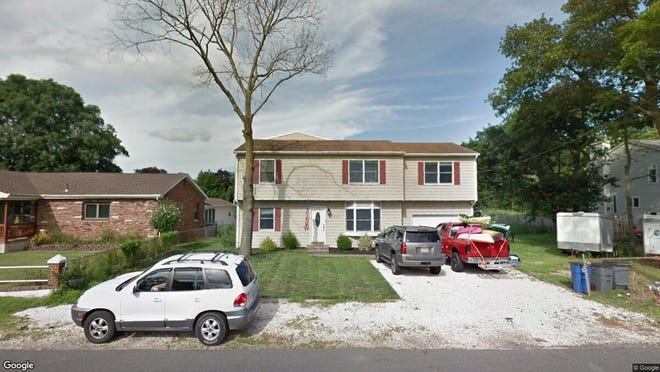 This Google Street View image shows the approximate location of 3815 Herbertsville in Point Pleasant. The property at this address changed hands in July 2019, when new owner bought the property for $475,000.