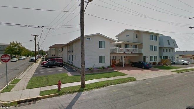 This Google Street View image shows the approximate location of 14 Bay Blvd. in Seaside Heights. The property at this address changed hands in July 2019, when new owner bought the property for $130,000.