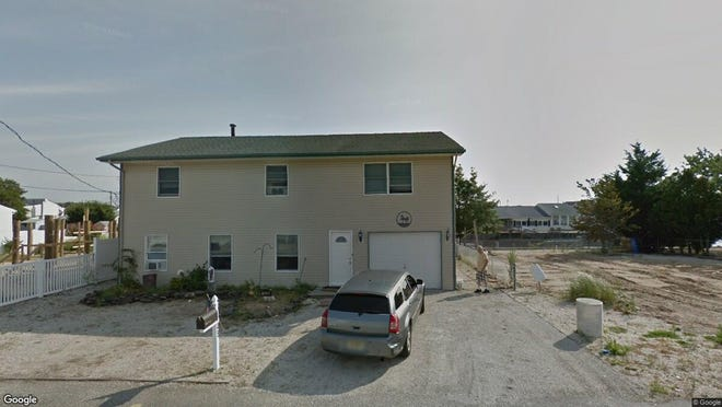 This Google Street View image shows the approximate location of 148 Morton Drive in Stafford. The property at this address changed hands in June 2019, when new owners bought the property for $320,000.