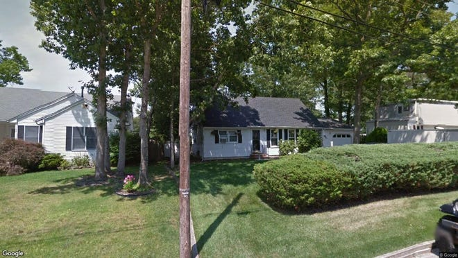 This Google Street View image shows the approximate location of 1194 Galley Ave. in Stafford. The property at this address changed hands in July 2019, when new owners bought the property for $227,000.